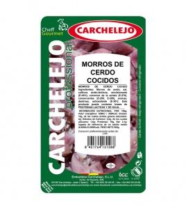 1245-morros de cerdo cocidos