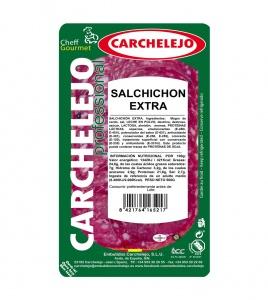 1282-LONCHEADO SALCHICHON ALCAZAR 500G