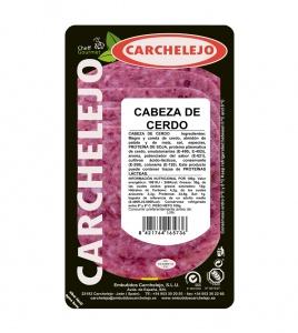 1288-LONCHEADO CABEZA CERDO 100G